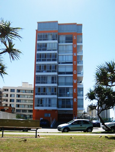 Suntower Apartments - Yamba Accommodation