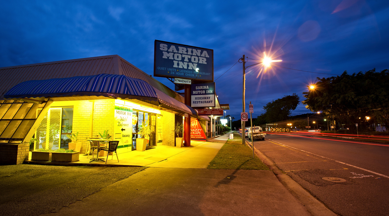 Sarina Motor Inn - Yamba Accommodation