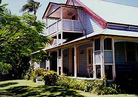 Wynyabbie House - Yamba Accommodation