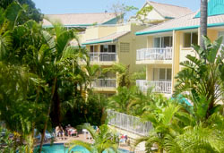 Cascade Gardens Apartments - Yamba Accommodation
