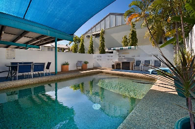 Townsville Holiday Apartments - Yamba Accommodation