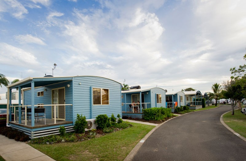 Cotton Tree Holiday Park - Yamba Accommodation