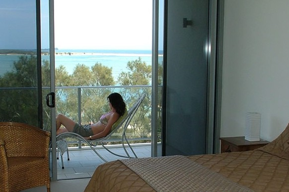 Space Holiday Apartments - Yamba Accommodation