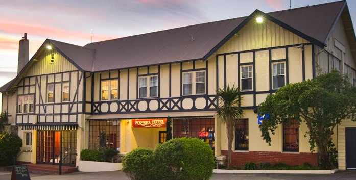The Portsea Hotel - Yamba Accommodation