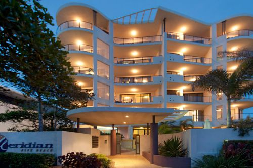 Meridian Alex Beach Apartments - Yamba Accommodation
