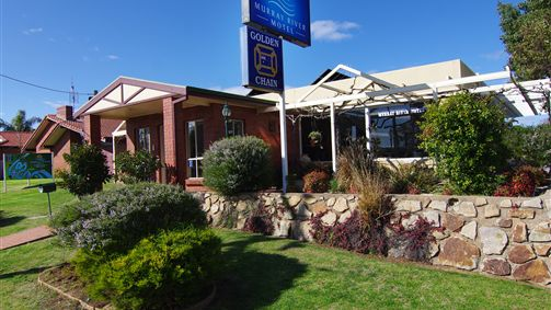 Murray River Motel - Yamba Accommodation