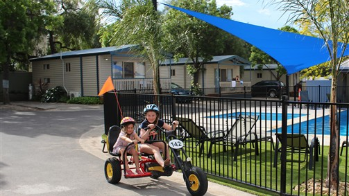 Barwon River Tourist Park - Yamba Accommodation