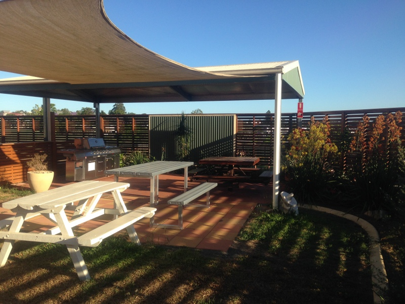 Gympie Caravan Park - Queens Park - Yamba Accommodation