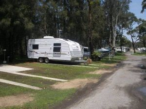 Riverside Caravan Park - Yamba Accommodation