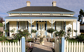 Carrington House - Yamba Accommodation