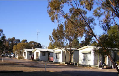 Hawker Caravan Park - Yamba Accommodation