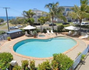 Pandanus Coolum Beach - Yamba Accommodation
