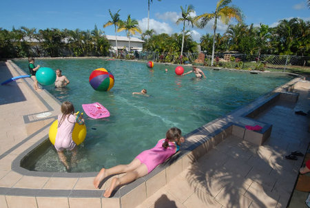 Kurrimine Beach Holiday Park - Yamba Accommodation