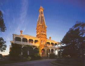 Rupertswood Mansion - Yamba Accommodation