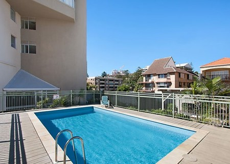 Eden Tower Holiday Apartments - Yamba Accommodation