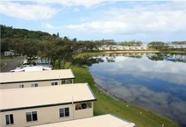 White Albatross Holiday Park - Yamba Accommodation