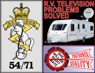 PinkTronix-RV TV Specialist - Yamba Accommodation