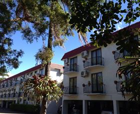 Airport Hacienda Best Western Motel - Yamba Accommodation