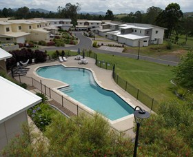 Gympie Pines Fairway Villas - Yamba Accommodation