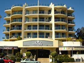 Argyle on the Park - Yamba Accommodation