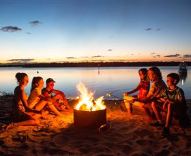 South Stradbroke Island Camping - Yamba Accommodation
