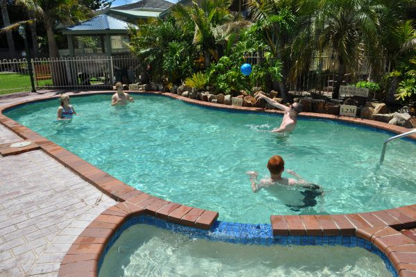 Kangerong Holiday Park - Yamba Accommodation