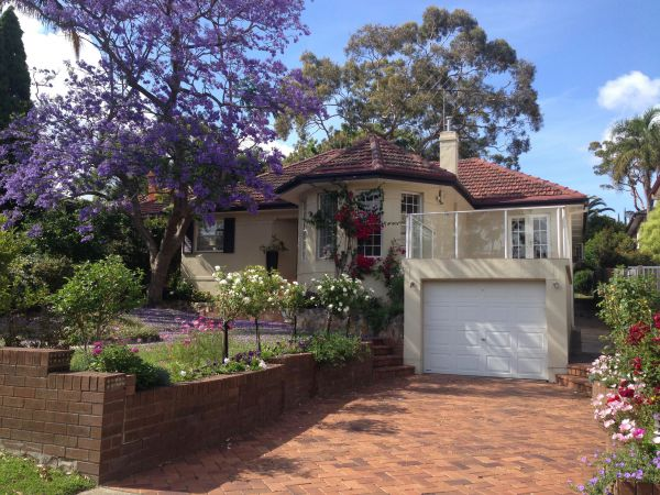 Jacaranda Bed and Breakfast - Yamba Accommodation