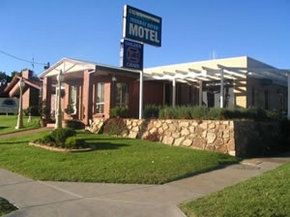 Golden Chain Murray River Motel - Yamba Accommodation