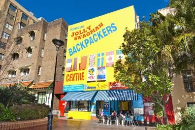 Jolly Swagman Backpackers Sydney Hostel - Yamba Accommodation