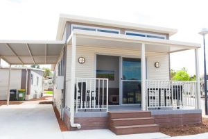 Discovery Parks - Perth Vineyards - Yamba Accommodation