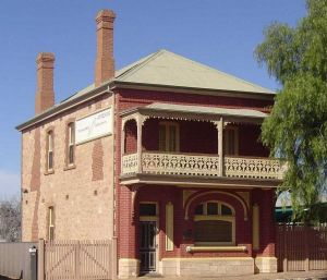 Savings Bank of South Australia - Old Quorn Branch - Yamba Accommodation