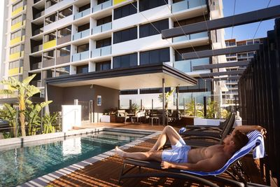 Alcyone Hotel Residences - Yamba Accommodation