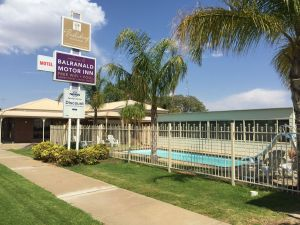 Balranald Motor Inn - Yamba Accommodation