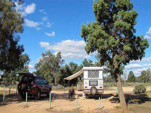 Main campground - Yamba Accommodation