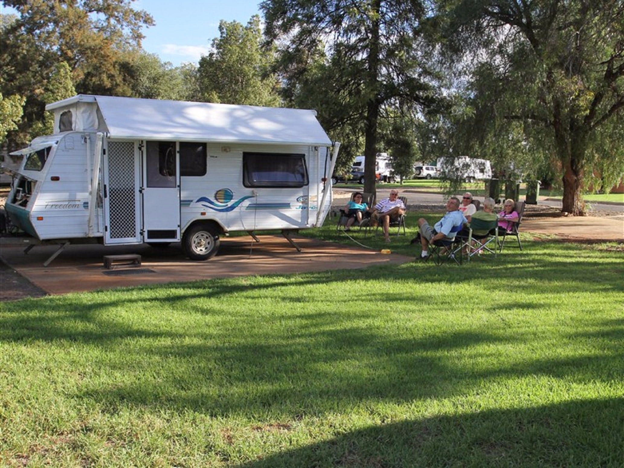 Cobar Caravan Park - Yamba Accommodation
