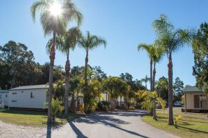 Rainbow Beach Holiday Park - Yamba Accommodation