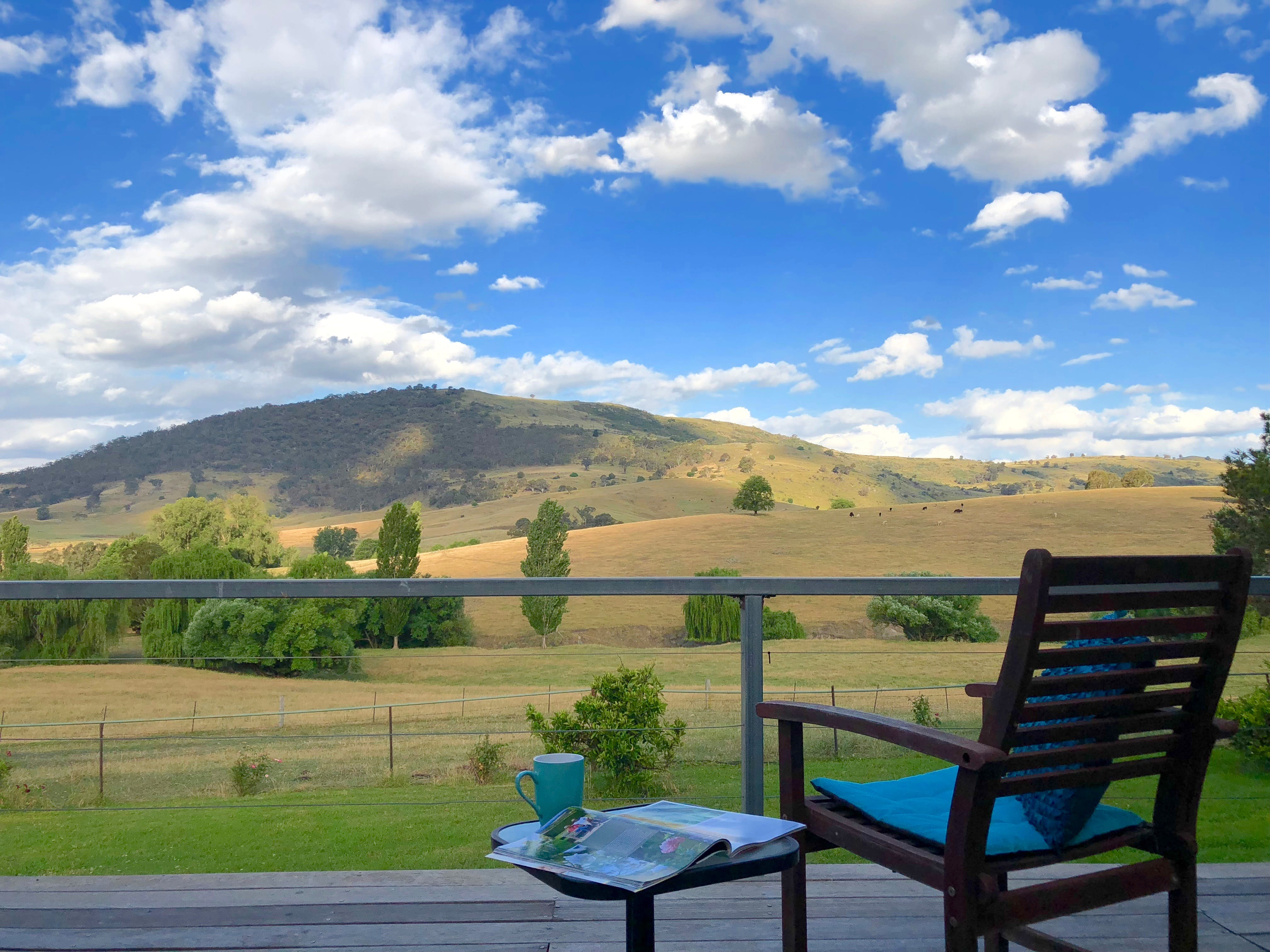 Adelong Valley Farm Stays - Moorallie Cottage - Yamba Accommodation