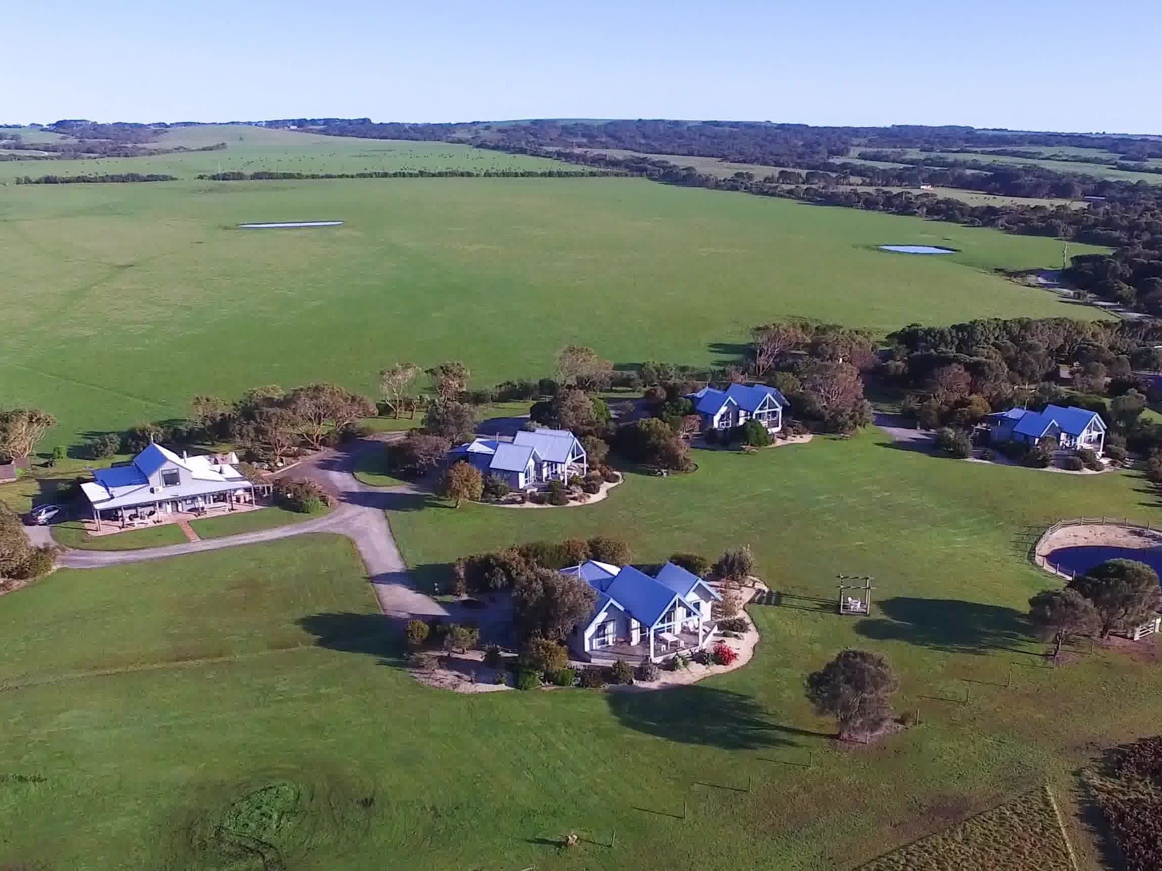 Bear Gully Coastal Cottages - Yamba Accommodation