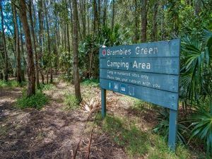 Brambles Green campground - Yamba Accommodation