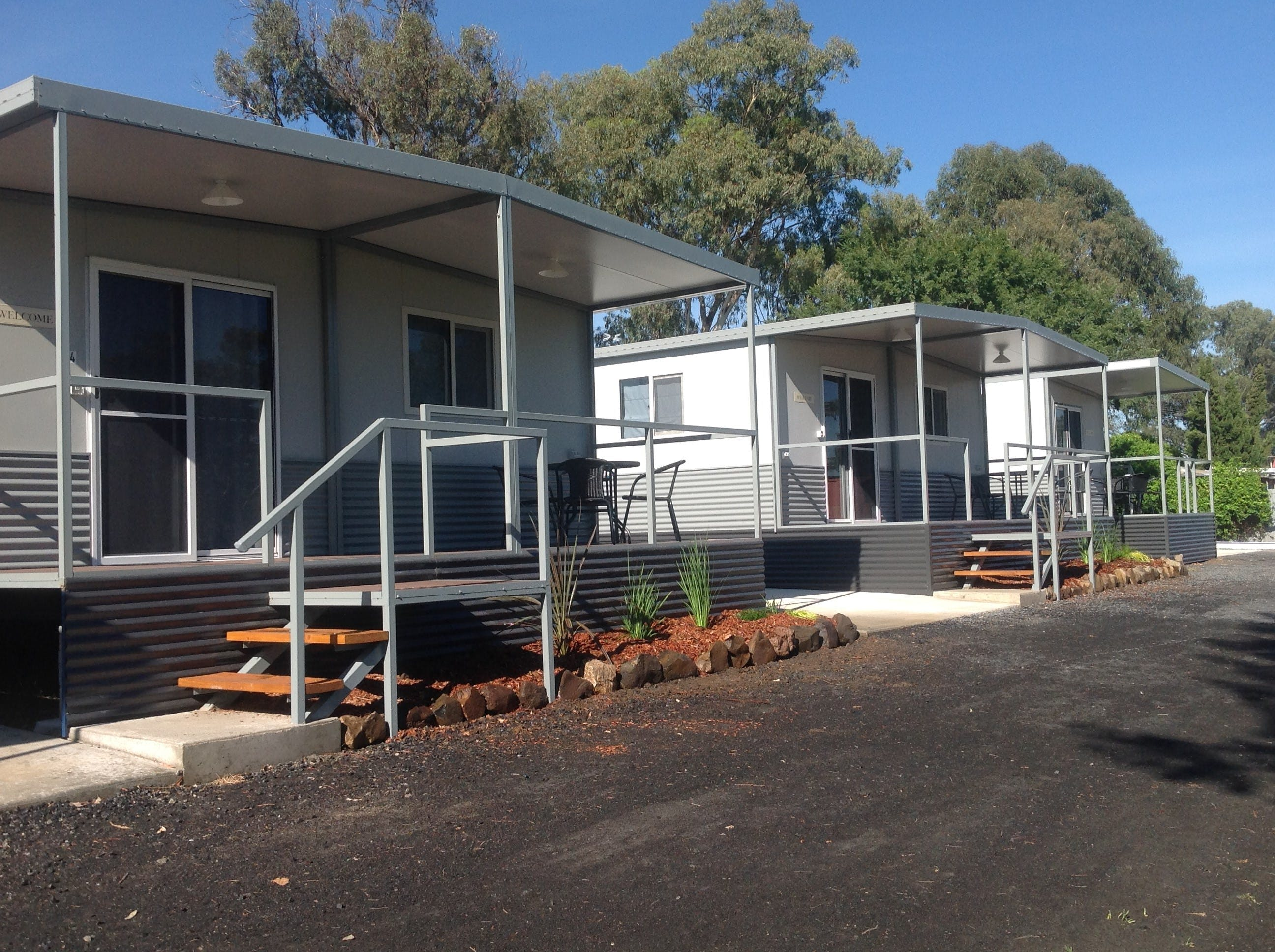Sapphire City Caravan Park - Yamba Accommodation