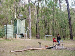 Ten Mile Hollow campground - Yamba Accommodation