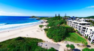 The Beach Cabarita - Yamba Accommodation