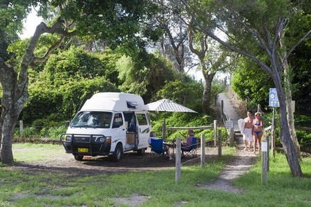 Scotts Head Holiday Park - Yamba Accommodation