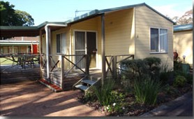 Bays Holiday Park - Yamba Accommodation