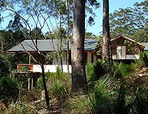Grass Trees Escape - Yamba Accommodation