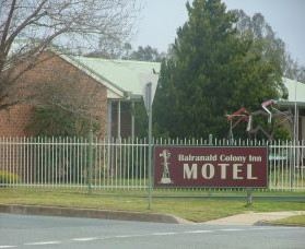 Balranald Colony Inn Motel - Yamba Accommodation