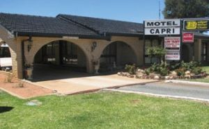 Balranald Capri Motel - Yamba Accommodation