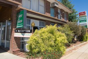 Shamrock Motel Balranald - Yamba Accommodation