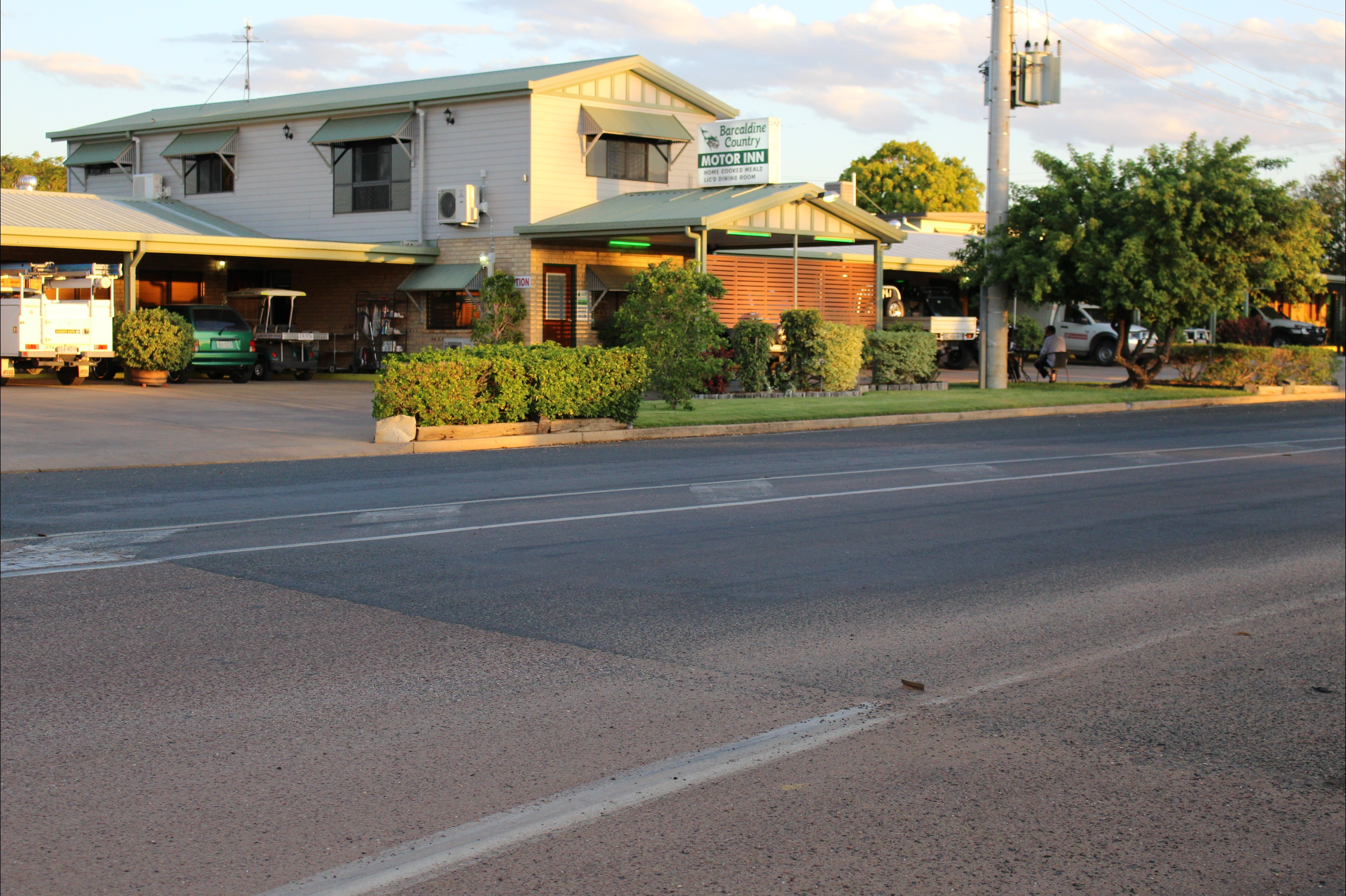 Barcaldine Country Motor Inn - Yamba Accommodation
