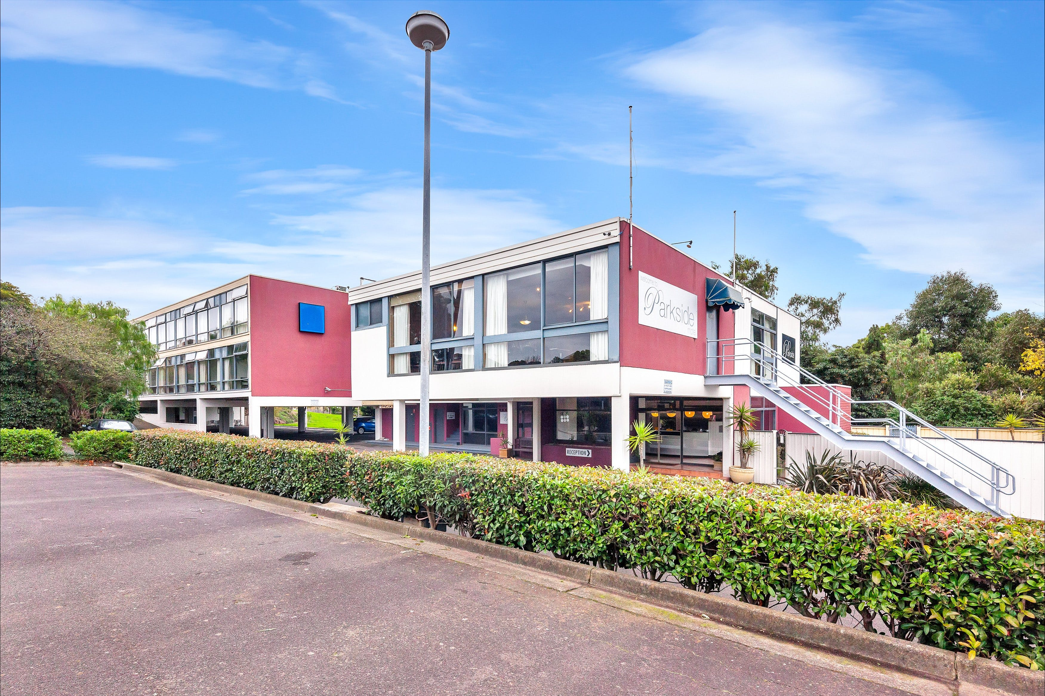 Parkside Motel Geelong - Yamba Accommodation